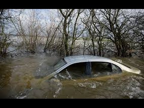 Extreme floods UK 2014
