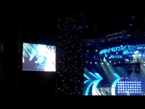 "Miss Universe 2010: ""Pick 5″ Rehearsal"" Mandalay Bay Las Veg"