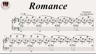 Romance (Romance de Amor, Romance d'Amour, Romanza, Romance de España, Spanish Romance)