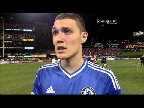 Reaction from St Louis: Loftus-Cheek and Christensen