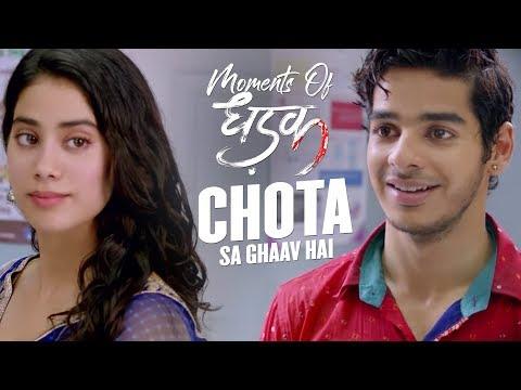 Chota sa ghaav hai   Moments Of Dhadak   Janhvi & Ishaan   Shashank Khaitan   20th July thumbnail