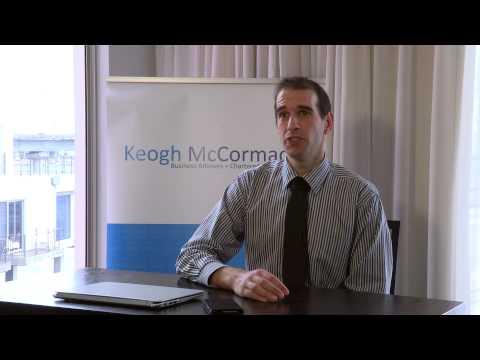 Accountancy Insurance | Testimonial | Jono Bredin | Keogh McCormack Ltd | Dunedin