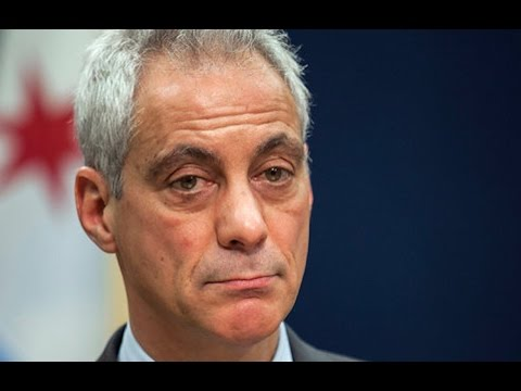 Rahm Emanuel's Sorry (He Got Caught)