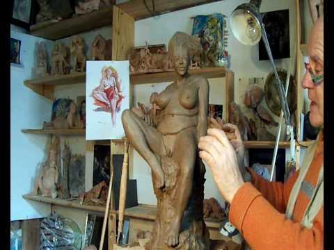 Mujer desnuda - YouTube