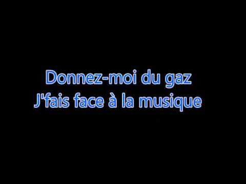 Eric Lapointe - Donnez Moi Du Gaz