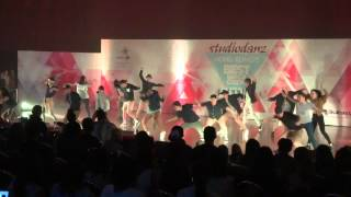 Hong Kong Best Dance Crew Sep 18 2015-Chris Martin