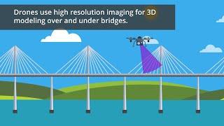 Technology Scans for Bridge Damage