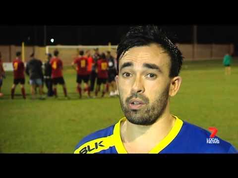 7 Local News Sunshine Coast - Sport 2/05/16
