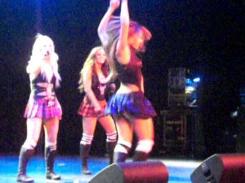 Girlicious In Red Deer - Stupid Shit Dance