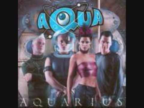 Aqua - Butterfly