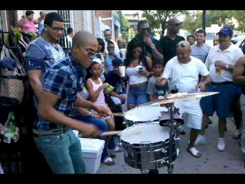 chiquito y sus timbale