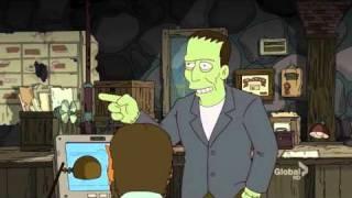 The simpsons Season 22 episode 4 The office.avi