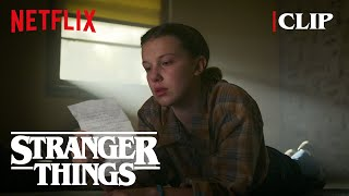 Hopper's Letter | Stranger Things 3 | Netflix