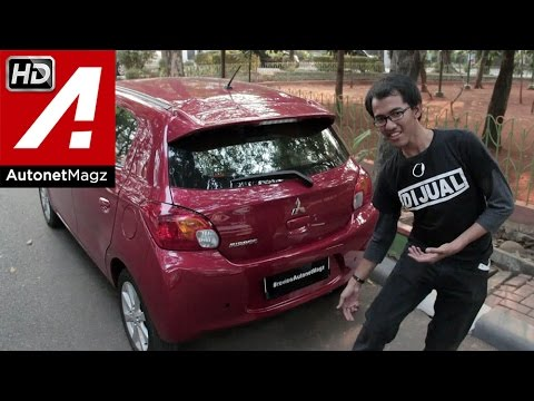 Review Mitsubishi Mirage facelift Indonesia 2015