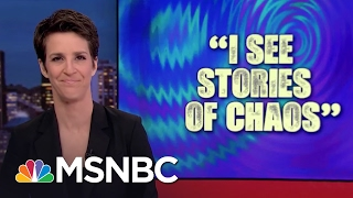 What It Looks Like When A President Fails | Rachel Maddow | MSNBC