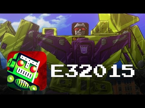 Transformers: Devastation Gameplay Impressions: DTOID @ E3 2015