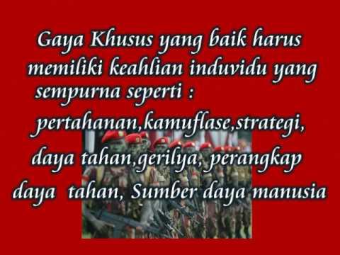 """kopassus INDONESIA masuk """"Top no 3"""" militer didunia"""
