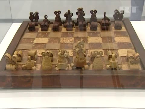 Exhibition: 20th Century Chess Pieces