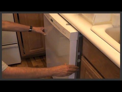 Dishwasher Installation Youtube