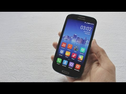 Review: MIUI Rom v4.9 for Galaxy S3