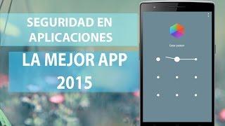PONER CONTRASEÑA A TUS APLICACIONES | La mejor app 2015