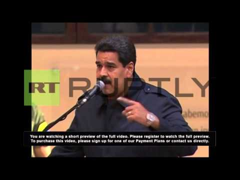 Venezuela: Maduro breaks ties with Panama