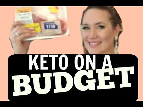 🔴 Keto On A Budget 🔴 Keto Shopping On A Budget 🔴 Cheap Keto Recipes