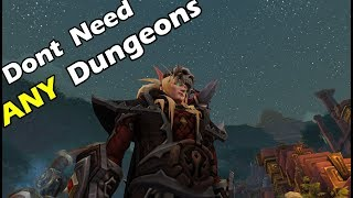 Can You QUICKLY Gear for WARFRONTS Without touching a Dungeon !!??