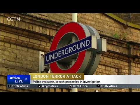 London Terror Attack- Police Evacuate, Search Properties In Investigation