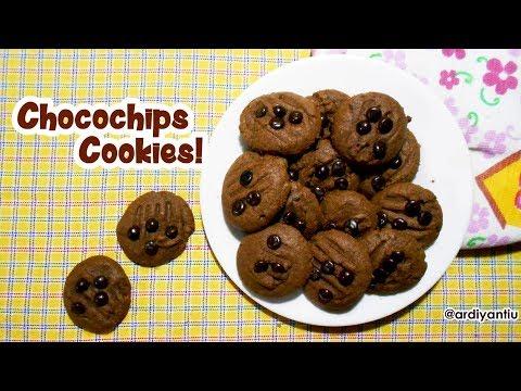 Resep: Chocochips Cookies