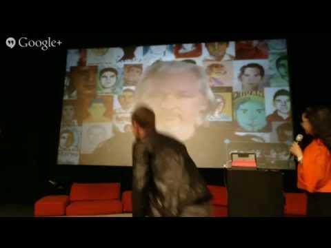 Presentación de Citizenfour y conversación con Julian Assange
