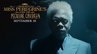 Inside Tim Burton's Miss Peregrine's Home For Peculiar Children [HD] | 20th Century FOX
