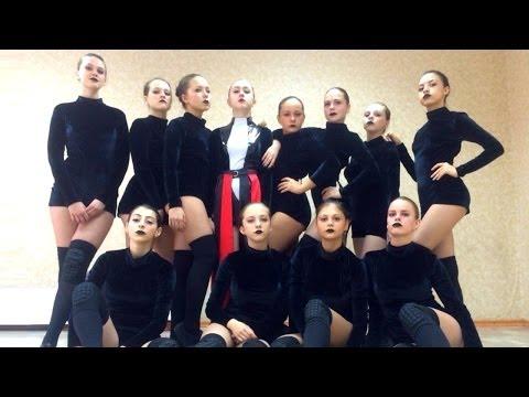 Анна Пингина — Ласточка (Ансамбль современного танца Стимул Inside, Юрга)