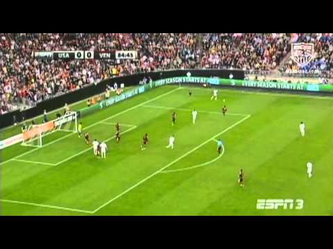 MNT vs. Venezuela: Highlights - Jan. 21, 2012