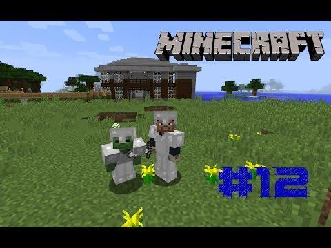 Minecraft Хардкор #12