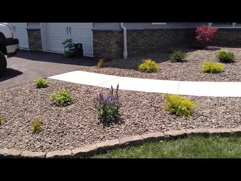 Low maintenance landscape design ideas for front yards in Gettysburg - Ryan's Landscaping