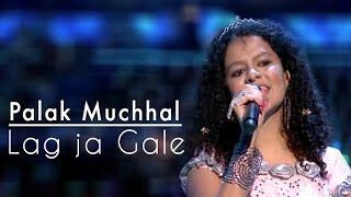 download lagu Lag Ja Gale - Palak Muchhal  Live At gratis