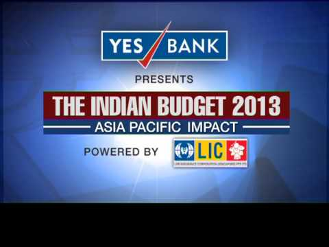 The Indian Budget Talk Show -- Asia Pacific Impact at Singapore