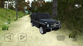 Offroad Car G - Goog Game Mercedes G Class Forest Vs Safari