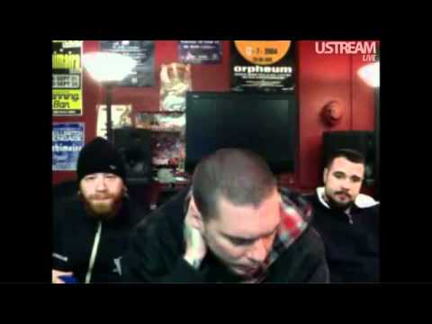 Chimaira Announcment and fan questions 04/14/2011