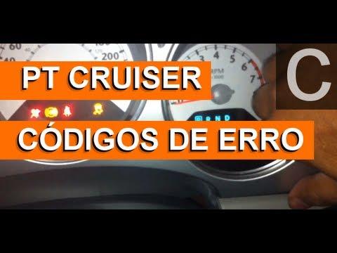 Dr CARRO PT Cruiser Códigos de Erro
