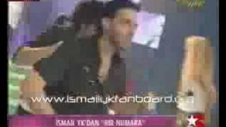 Ismail YK - Bir Numara + Dans Performans-Arim Balim Petegim