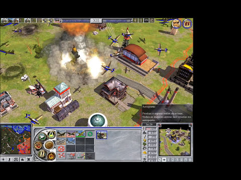 Empire Earth II GamePlay Brasil !