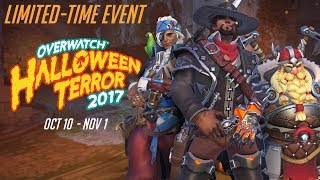 Overwatch Seasonal Event | Overwatch Halloween Terror 2017