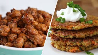 7 Healthy Recipes For Guilt-Free Snacking • Tasty