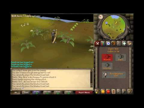 Runescape- Big Chompy Bird Hunting (07 Scape)