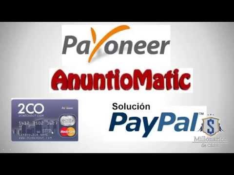 Todo acerca de Payoneer - tarifas y comisiones para cobros Anuntiomatic Peru