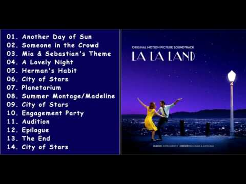 LA LA LAND ORIGINAL SOUNDTRACK