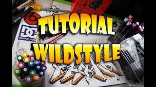 TUTORIAL GRAFFITI WILDSTYLE - Tips para mejorar tus graffitis