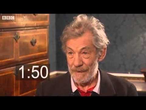 Five Minutes With: Sir Ian McKellen